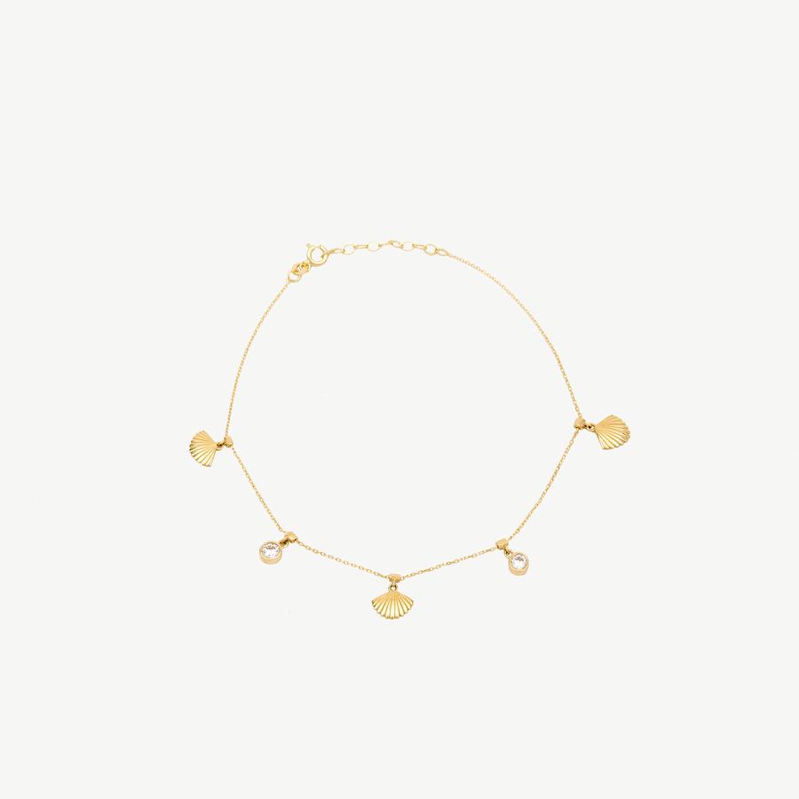 - Sarı Altın Halhal (1)
