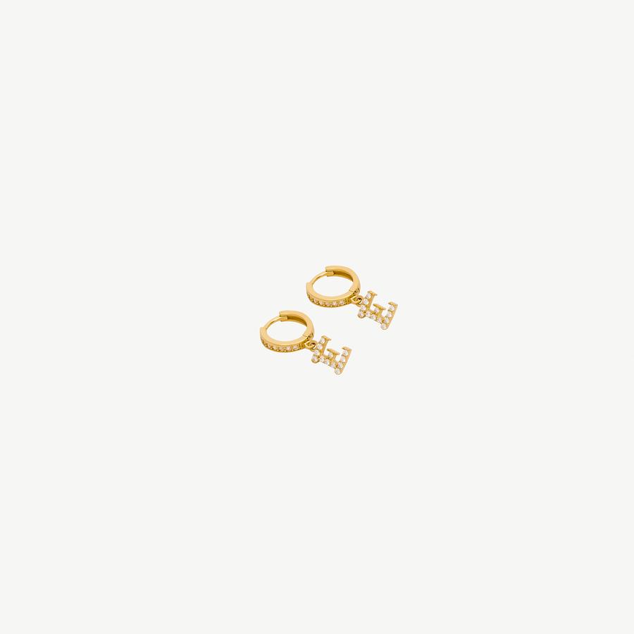 - Sarı Altın Küpe (1)